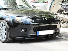 Mazda MX5 Miata NC Front Bumper CUPRA R Line Euro Spoiler Lip Valance Splitter -