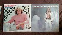 Leif Garrett Self Titled + Can't Explain Vinyl LP lot SD 19152 VG++