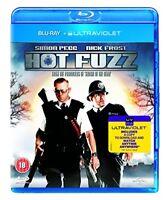 Hot Fuzz [Blu-ray] [2007] [DVD][Region 2]