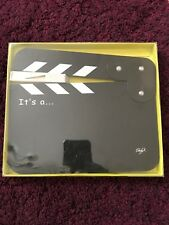 Mothercare Baby K Clapper Chalk Board It's a Boy/Girl- BNWT (4 Available)
