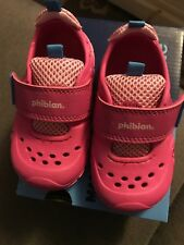 Stride Rite Made 2 Play Phibian Baby / Toddler New Size 6 Sandals