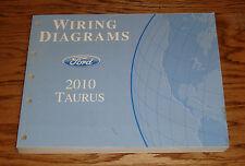 2010 Ford Taurus Wiring Diagrams Manual 10