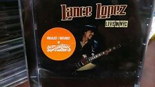LANCE LOPEZ - Live in NYC (live at B.B. King Blues Club) Hard Time El Paso Sugar