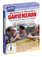 GESCHICHTEN & NEUES ÜBERN GARTENZAUN (KOMPLETTE SERIE)  6 DVD NEU