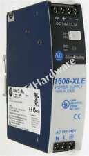 Allen Bradley 1606-XLE80E /A AC/DC Essential Power Supply 24VDC 3.3A