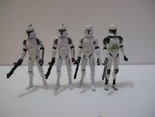 Star Wars the Clone Wars Clone Trooper Lot