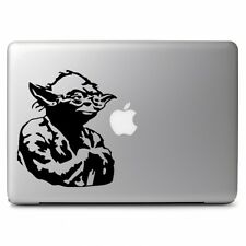 "Star Wars Yoda for Macbook Air Pro 13 15 17"" Laptop Car Window Decal Sticker"