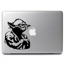 Star Wars Yoda Decal Sticker for Macbook Air Pro Laptop Car Truck Window Wall