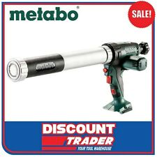Metabo 18V Lithium-Ion Cartridge Caulking Gun KPA 18 LTX 600 Skin - 601207850