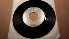 "VALDY Rock And Roll Song Canadian PROMO 7"" 45 1972 Haida Folk"