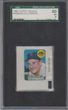 1969 Topps Decals Harmon Killebrew SGC 5 EX