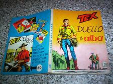 TEX GIGANTE N.59 ORIGINALE 1°EDIZIONE MG(con continua)200 lire TIPO ZAGOR ARALDO