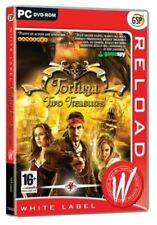 Tortuga Two Treasures ( PC DVD Pirate Naval Game) NEW & Sealed, FREE US SHIPPING