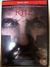 Anthony Hopkins LE RITE 2011 Exorciste/Demonic Possession Horreur ROYAUME-UNI