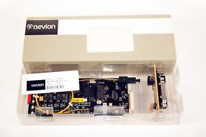 NEVION AAV-HD-XMUX HD-SD 4-CH ANALOG AUDIO + 2CH AES EMBEDDER/DE-EMBEDDER CARD