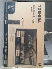 NEW Toshiba TF-32A710U21 32-inch Smart HD TV - Fire TV Edition - Limited Version