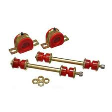 Energy Suspension Sway Bar Bushing Kit 3.5214R; 32.00mm Front Red for Chevy, GM