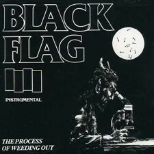 Black Flag - Process of Weeding Out [New CD]