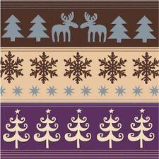Articles de fête multicolore pour la maison Noël