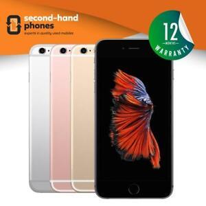 Apple iPhone 6s Plus 16GB 32GB 64GB 128GB Unlocked Grey/Silver/Gold/Rose Gold
