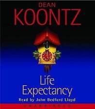 Audio book - Life Expectancy by Dean Koontz     -     CD