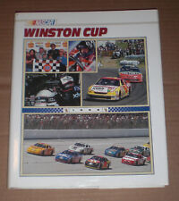 1996 NASCAR Winston Cup Yearbook Terry Labonte champion