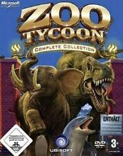 ZOO TYCOON 1 Complete Collection Deutsch Neuwertig
