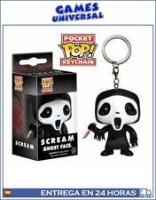 Scream Spielfiguren 10cm Funko POP Modell Spielzeug Ghostface PVC Figuren Toys