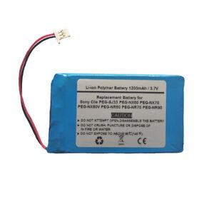 Battery For Sony Clie PEG-SJ33,PEG-TG50,PEG-TH55,PEG-NX70,PEG-NX70V,PEG-NX80V