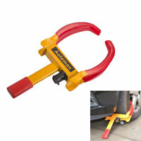 Auto Car Wheel Clamp Lock Truck Vehicle Heavy Duty Anti-Theft Security Safety