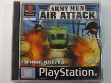 !!! PlayStation ps1 juego Army Men Air Attack, usados pero bien!!!