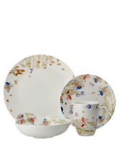 NEW Maxwell & Williams Drift Coupe Dinner Set 16 Piece Gift Boxed