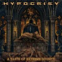 HYPOCRISY - A TASTE OF EXTREME DIVINITY + BONUS TRACK cd