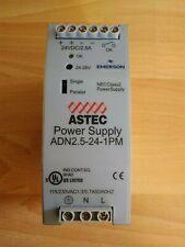 ASTEC POWER SUPPLY ADN2.5-24-1PM STROMVERSORUNG NETZTEIL GEBRAUCHT