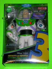 Disney Pixar Toy Story 3 Infinity and Beyond Ultimate Collector's Combo Blu-ray
