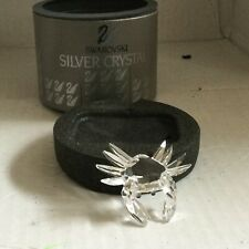 Swarovski Figurines - Miniature Crab