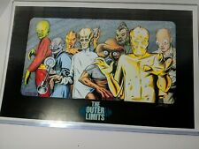 THE OUTER LIMITS TV Show 11x17 Lithograph Poster Artwork in plastic sleeve