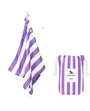 Cooling Towels - Quick Cool - Brighton Purple - Dock and Bay