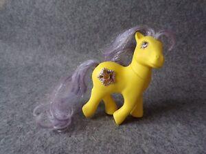 Vintage G1 My Little Pony Princess Starbusrt Figure Doll, Hasbro Generation 1