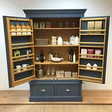 Bespoke Bennington Style Larder Cupboard - Made To Order In The Midlands Uk