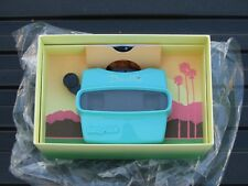 Desert Trip 2016 Welcome Box W/ Image3D View Master & 2 Reel! New! Blue!