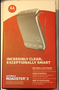 MOTOROLA ROADSTER 2 Bluetooth hands-free in-car adaptor  / car kit (used)