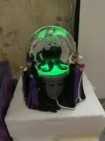 Disney Villains 'Deadly Trio' Waterball Ursula Evil Queen Maleficent Lighted