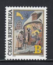 Czech Republic Christmas 2020 Mnh stamp