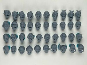 Space Nuns 28mm scale female head pack 1 by Minigames Miniatures