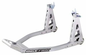Biketek Motorcycle Aluminium Lightweight Rear Paddock Stand was £59.99