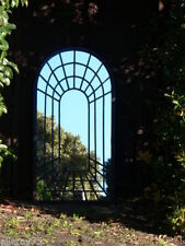 Iron Frame Conservatory Decorative Mirrors