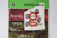 Spirituals sung by the Golden Gate Quartet Columbia C60556 LP52
