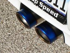 Upgrade Full Titanium Exhaust Tips fits Porsche 997 991 GT3 GT3RS 2007-2017