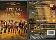 LE PISTOLE DEI MAGNIFICI SETTE - DVD (NUOVO SIGILLATO)